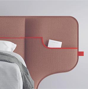 Ethno Bed Whitepod