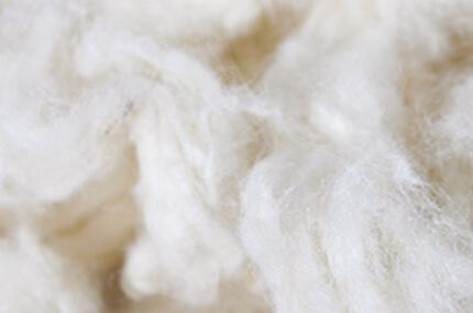 Cherubin Raw materials: Lamb's wool
