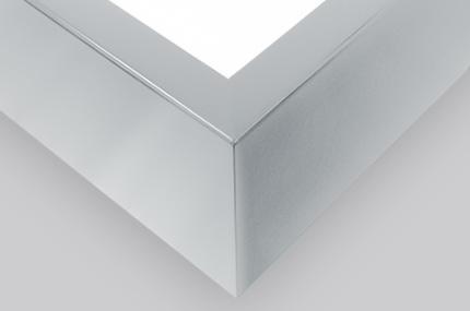 Aluminium blanc