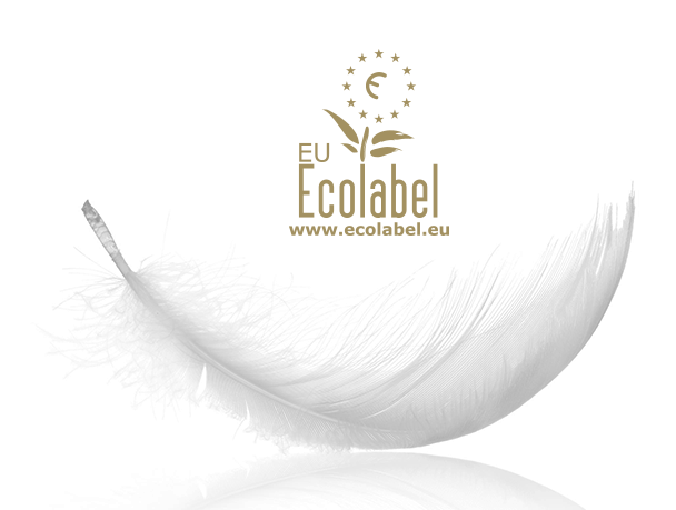 Ecological commitment of Elite with Ecolabel