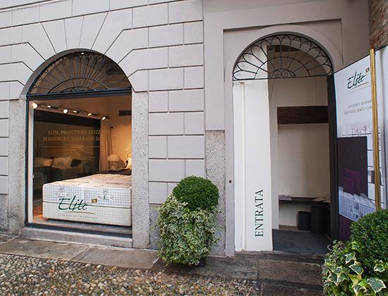 showroom elite milan