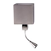 Gray lamp