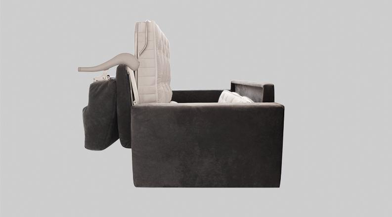 SOFA-BED CUSHION