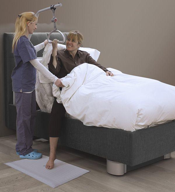 A BED SPECIFICALLY DESIGNED FOR THE COMFORT OF YOUR PATIENTS